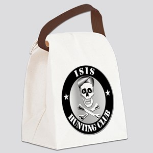 ISIS Hunting Club Canvas Lunch Bag