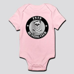 ISIS Hunting Club Infant Bodysuit