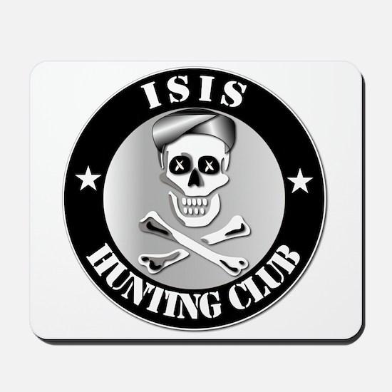ISIS Hunting Club Mousepad