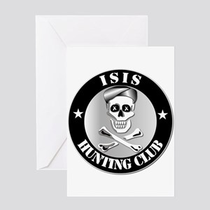 ISIS Hunting Club Greeting Card