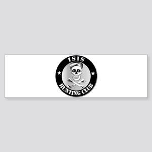 ISIS Hunting Club Sticker (Bumper)