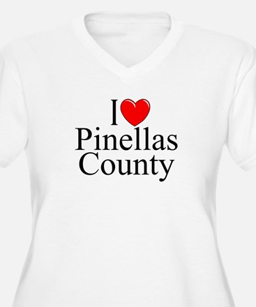 """""""I Love Pinellas County"""" T-Shirt"""
