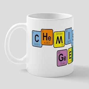 CHEMISTRY GEEK Mug