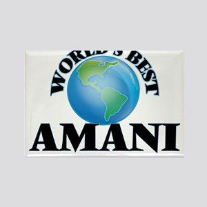 World's Best Amani Magnets