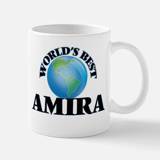 World's Best Amira Mugs