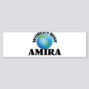 World's Best Amira Bumper Sticker