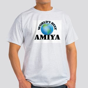 World's Best Amiya T-Shirt