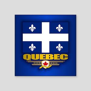 Quebec Flag Sticker