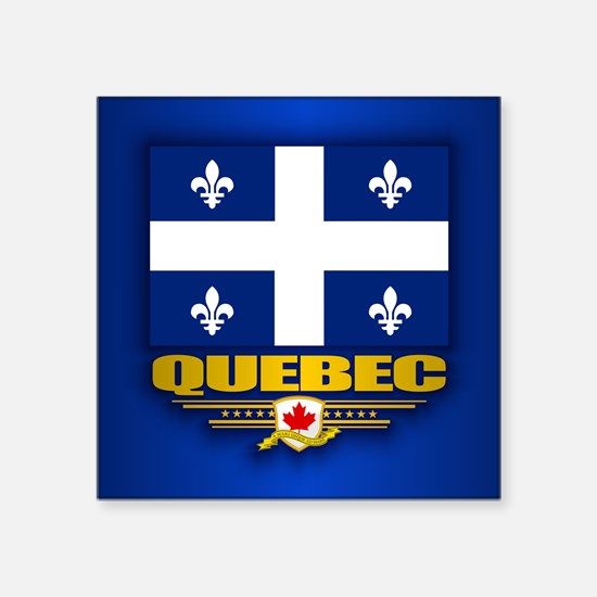 Quebec Flag Sticker