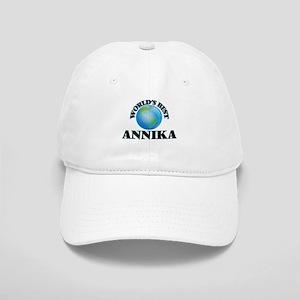 World's Best Annika Cap