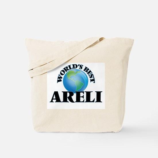 World's Best Areli Tote Bag