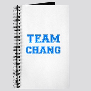 TEAM CHANG Journal