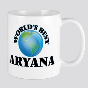 World's Best Aryana Mugs