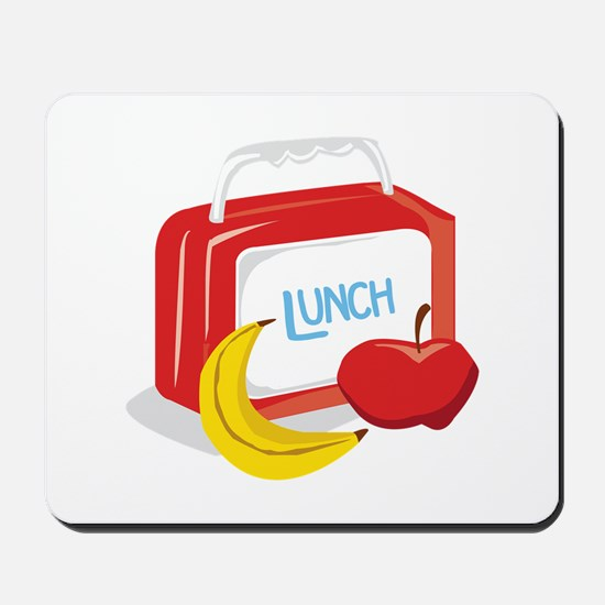 Lunch Box Mousepad