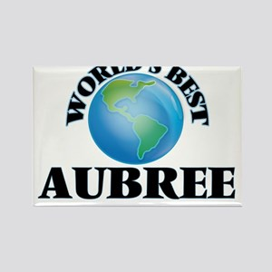 World's Best Aubree Magnets