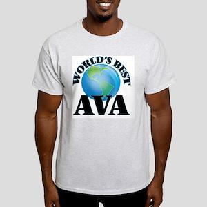 World's Best Ava T-Shirt