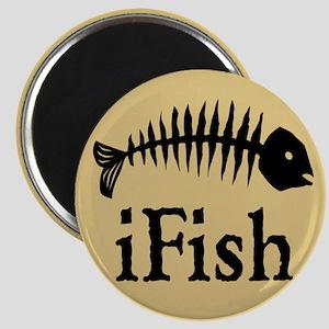 I Fish Magnet