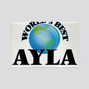 World's Best Ayla Magnets