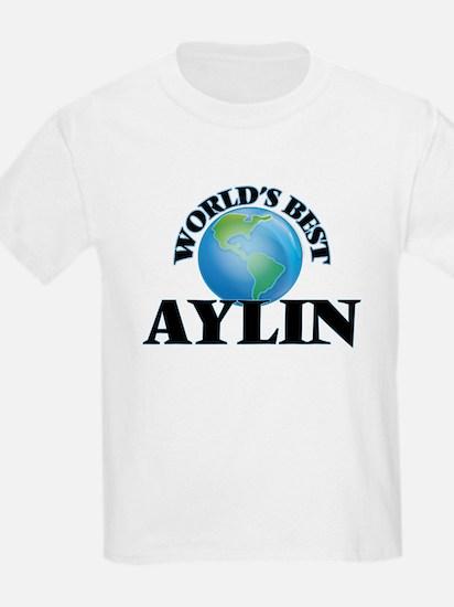 World's Best Aylin T-Shirt