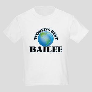 World's Best Bailee T-Shirt