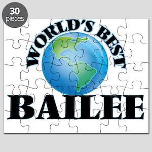 World's Best Bailee Puzzle