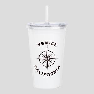 California - Venice Acrylic Double-wall Tumbler