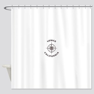 California - Venice Shower Curtain