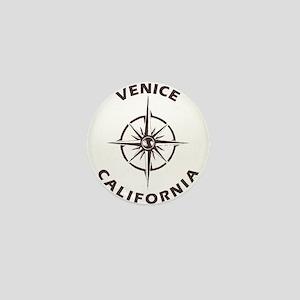 California - Venice Mini Button