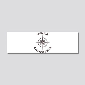 California - Venice Car Magnet 10 x 3