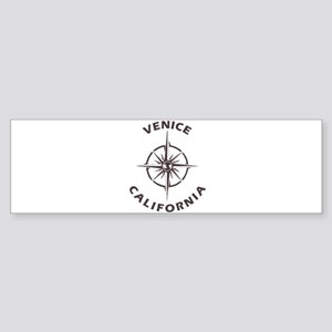 California - Venice Bumper Sticker