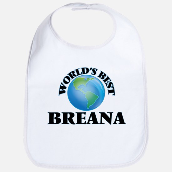 World's Best Breana Bib
