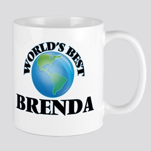 World's Best Brenda Mugs