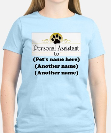 Pet Personal Assistant (Multiple Pets) Women's Lig
