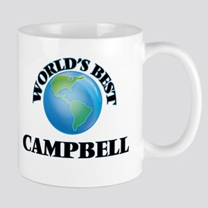 World's Best Campbell Mugs