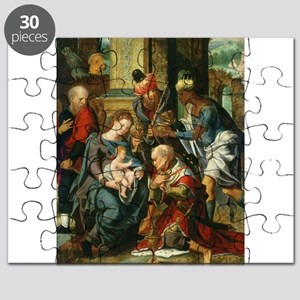 The Adoration of the Magi, 1530 - Puzzle