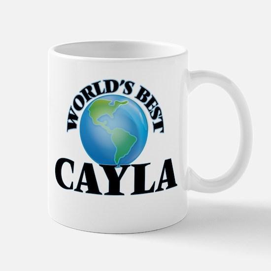 World's Best Cayla Mugs