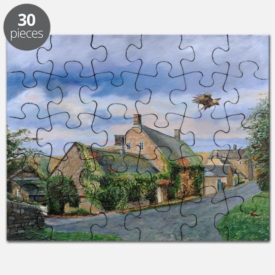 Ivy Cottage Beeley, Chatsworth, Derbyshir - Puzzle