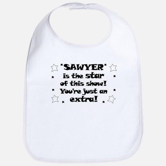 Sawyer is the Star Bib