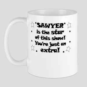 Sawyer is the Star Mug
