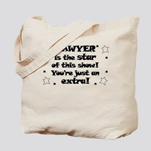 Sawyer is the Star Tote Bag