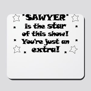Sawyer is the Star Mousepad