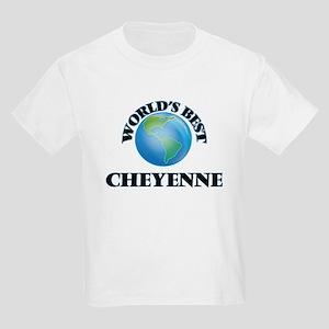 World's Best Cheyenne T-Shirt