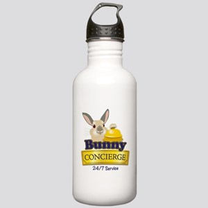 Bunny Concierge Stainless Water Bottle 1.0L