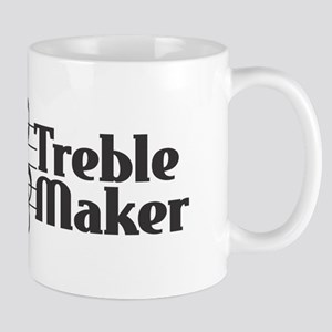Treble Maker - Black Mugs