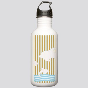 Dolphins Stainless Water Bottle 1.0L