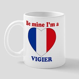 Vigier, Valentine's Day Mug