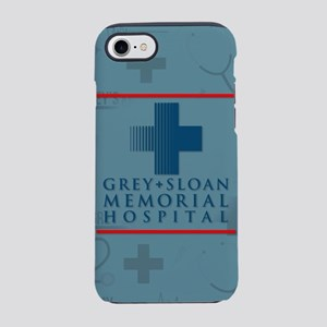 Grey Sloan Hospital iPhone 7 Tough Case