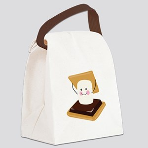 SMore Canvas Lunch Bag