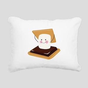 SMore Rectangular Canvas Pillow