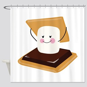 SMore Shower Curtain